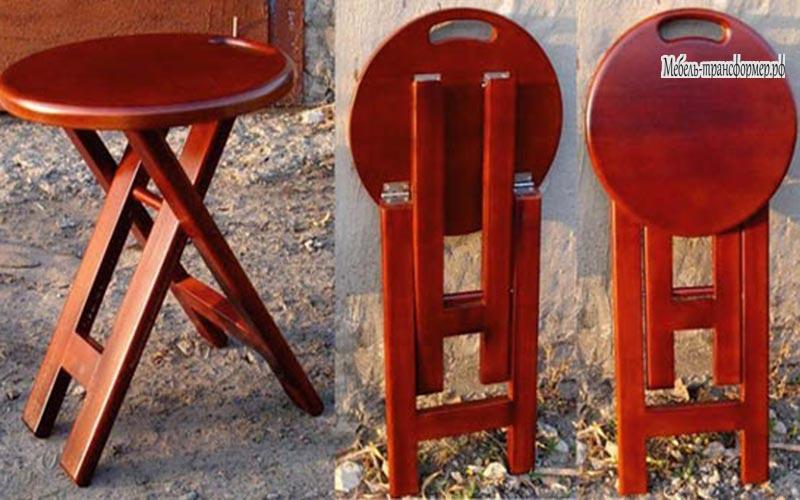Изготовление стульев складных из дерева своими руками
