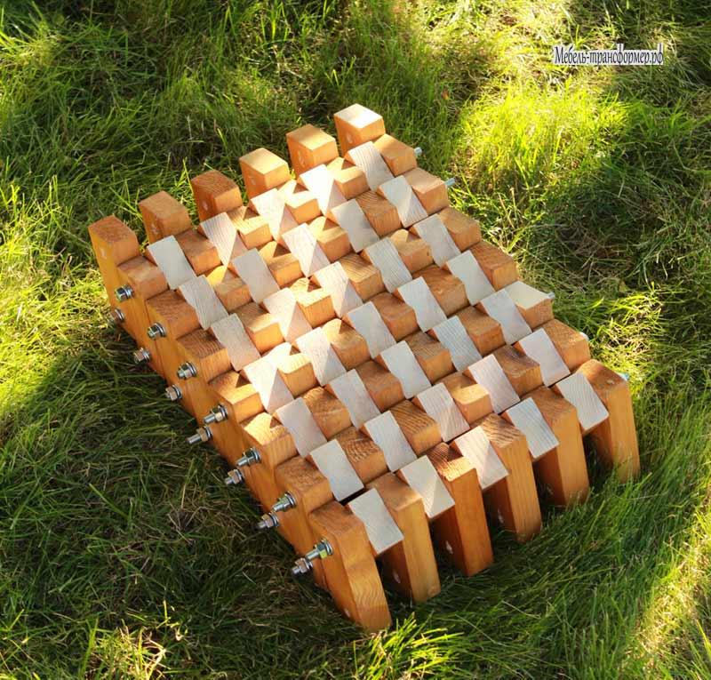 Поделки из спилов дерева Из дерева своими руками