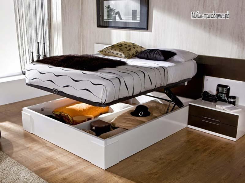 Как сделать кровать для человека