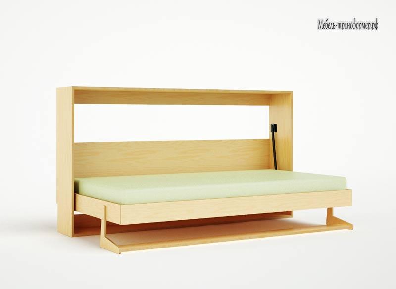 Стенка для кровати