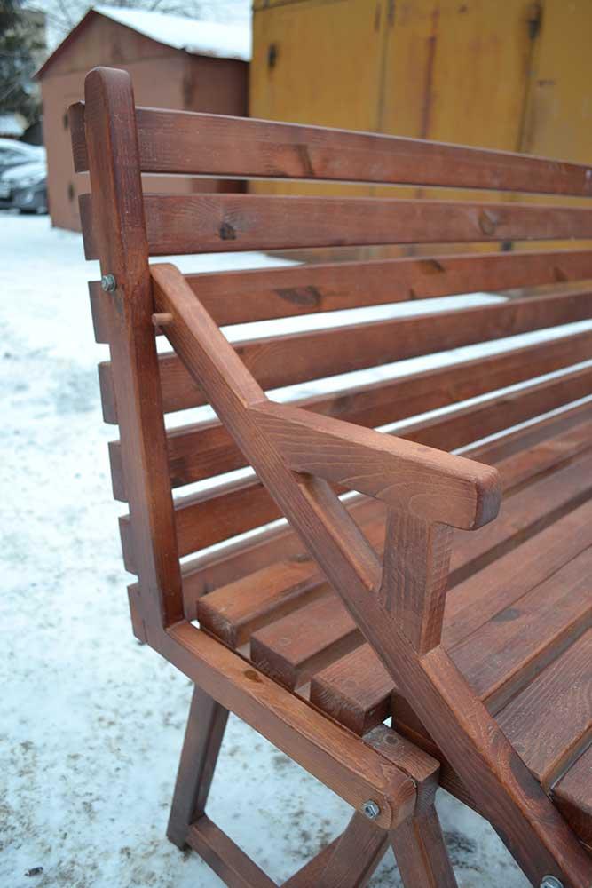 Складные столы и скамейки