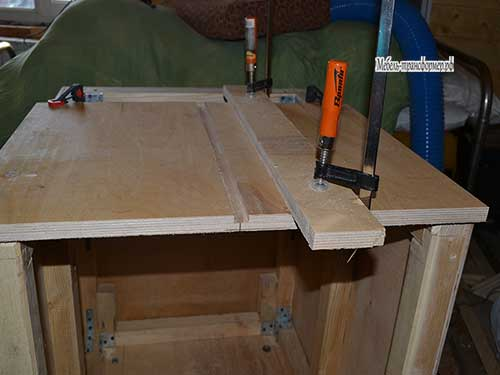 table for planer 24 1